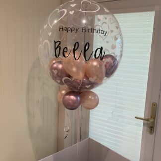 Personalised Balloons & Arrangements